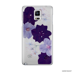 VIOLET DREAM DRIED FLOWER - Samsung Galaxy Note 4
