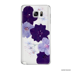 VIOLET DREAM DRIED FLOWER - Samsung Galaxy Note 5