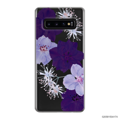 VIOLET DREAM DRIED FLOWER - Samsung Galaxy S10 Plus