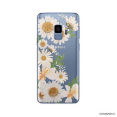 BLOOMING DAISY DRIED FLOWER - Samsung Galaxy S9