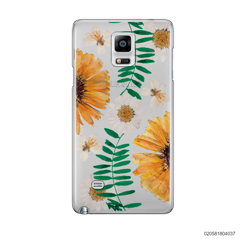 YELLOW WHITE DRIED CHRYSANTHEMUM - Samsung Galaxy Note 4