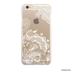 HENNA STYLE -WHITE - iPhone 6/6s Plus