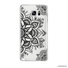 THE ART OF HENNA STYLE - BLACK - Samsung Galaxy Note 5