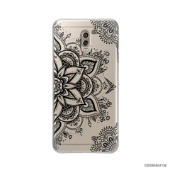 THE ART OF HENNA STYLE - BLACK - Samsung Galaxy J7 Plus