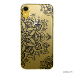 THE ART OF HENNA STYLE - BLACK - iPhone XR