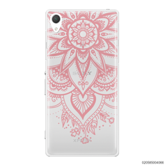 BEAUTIFUL HENNA STYLE - PINK - Sony Xperia Z2