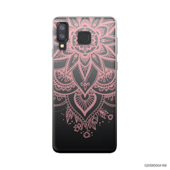 BEAUTIFUL HENNA STYLE - PINK - Samsung Galaxy A8 Star