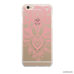 BEAUTIFUL HENNA STYLE - PINK - iPhone 6/6s Plus