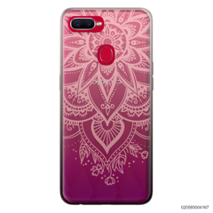 BEAUTIFUL HENNA STYLE - PINK - Oppo F9