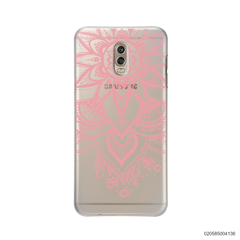 BEAUTIFUL HENNA STYLE - PINK - Samsung Galaxy J7 Plus