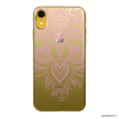 BEAUTIFUL HENNA STYLE - PINK - iPhone XR