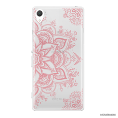 THE ART OF HENNA STYLE - PINK - Sony Xperia Z2