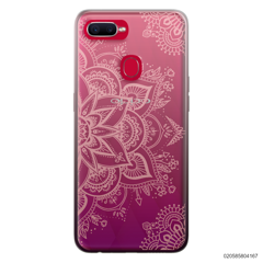 THE ART OF HENNA STYLE - PINK - Oppo F9