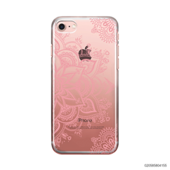 THE ART OF HENNA STYLE - PINK - iPhone 7