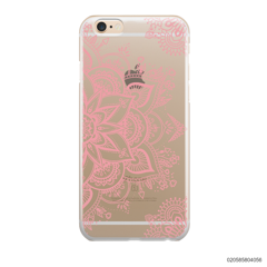 THE ART OF HENNA STYLE - PINK - iPhone 6/6s Plus