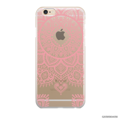 MANDALA HENNA STYLE - PINK - iPhone 6/6s Plus