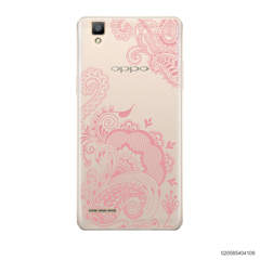 HENNA STYLE- PINK - Oppo F1