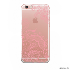 HENNA STYLE- PINK - iPhone 6/6s