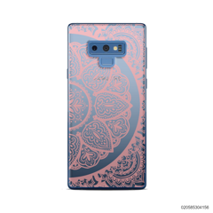 HALF OF MANDALA - PINK - Samsung Galaxy Note 9