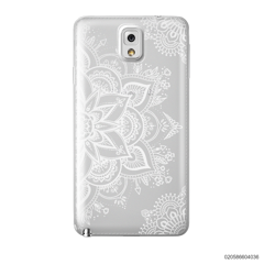 THE ART OF HENNA STYLE - WHITE - Samsung Galaxy Note 3