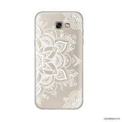 THE ART OF HENNA STYLE - WHITE - Samsung Galaxy A7 2017