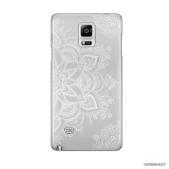 THE ART OF HENNA STYLE - WHITE - Samsung Galaxy Note 4
