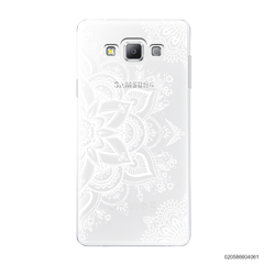 THE ART OF HENNA STYLE - WHITE - Samsung Galaxy A7 2015