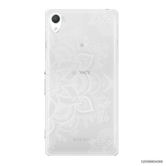 THE ART OF HENNA STYLE - WHITE - Sony Xperia Z2
