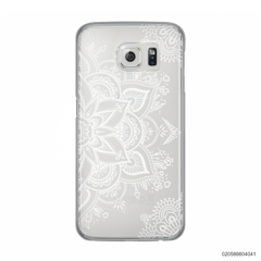 THE ART OF HENNA STYLE - WHITE - Samsung Galaxy S6