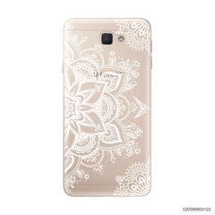 THE ART OF HENNA STYLE - WHITE - Samsung Galaxy J5 Prime