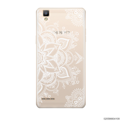 THE ART OF HENNA STYLE - WHITE - Oppo F1
