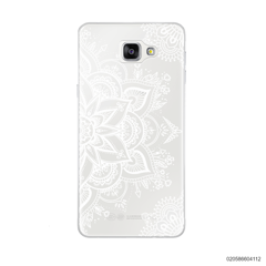 THE ART OF HENNA STYLE - WHITE - Samsung Galaxy A9 Pro