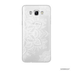 THE ART OF HENNA STYLE - WHITE - Samsung Galaxy J7 2016