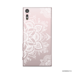 THE ART OF HENNA STYLE - WHITE - Sony Xperia XZ