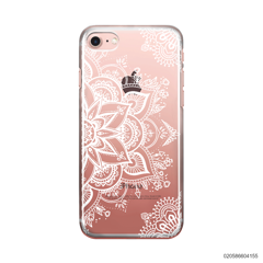 THE ART OF HENNA STYLE - WHITE - iPhone 7