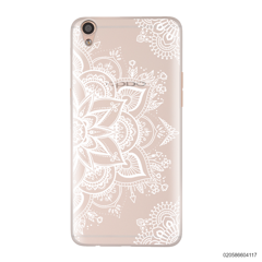THE ART OF HENNA STYLE - WHITE - Oppo F1 Plus