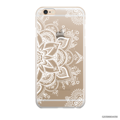 THE ART OF HENNA STYLE - WHITE - iPhone 6/6s Plus