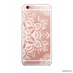 THE ART OF HENNA STYLE - WHITE - iPhone 6/6s