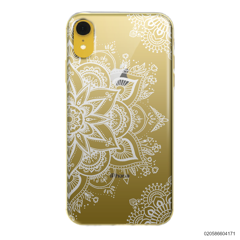 THE ART OF HENNA STYLE - WHITE - iPhone XR