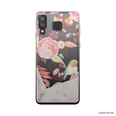 SWEETIES BIRD IN ROSE GARDEN - Samsung Galaxy A8 Star