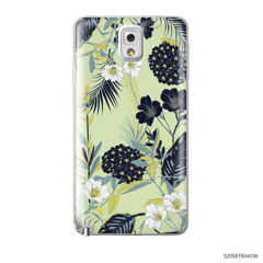 YELLOW  LUXURY FLORAL - Samsung Galaxy Note 3