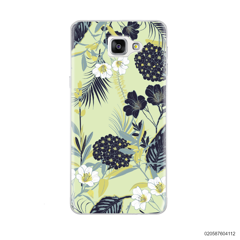 YELLOW  LUXURY FLORAL - Samsung Galaxy A9 Pro
