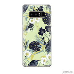 YELLOW  LUXURY FLORAL - Samsung Galaxy Note 8