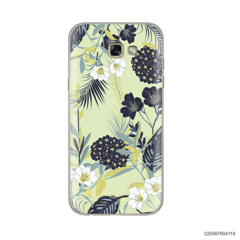 YELLOW  LUXURY FLORAL - Samsung Galaxy A5 2017