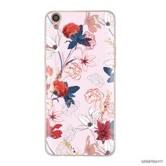 RED  LUXURY FLORAL - Oppo F1 Plus
