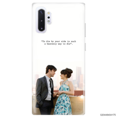 500 DAYS OF SUMMER QUOTE - Samsung Galaxy Note 10 Plus