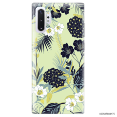 YELLOW  LUXURY FLORAL - Samsung Galaxy Note 10 Plus