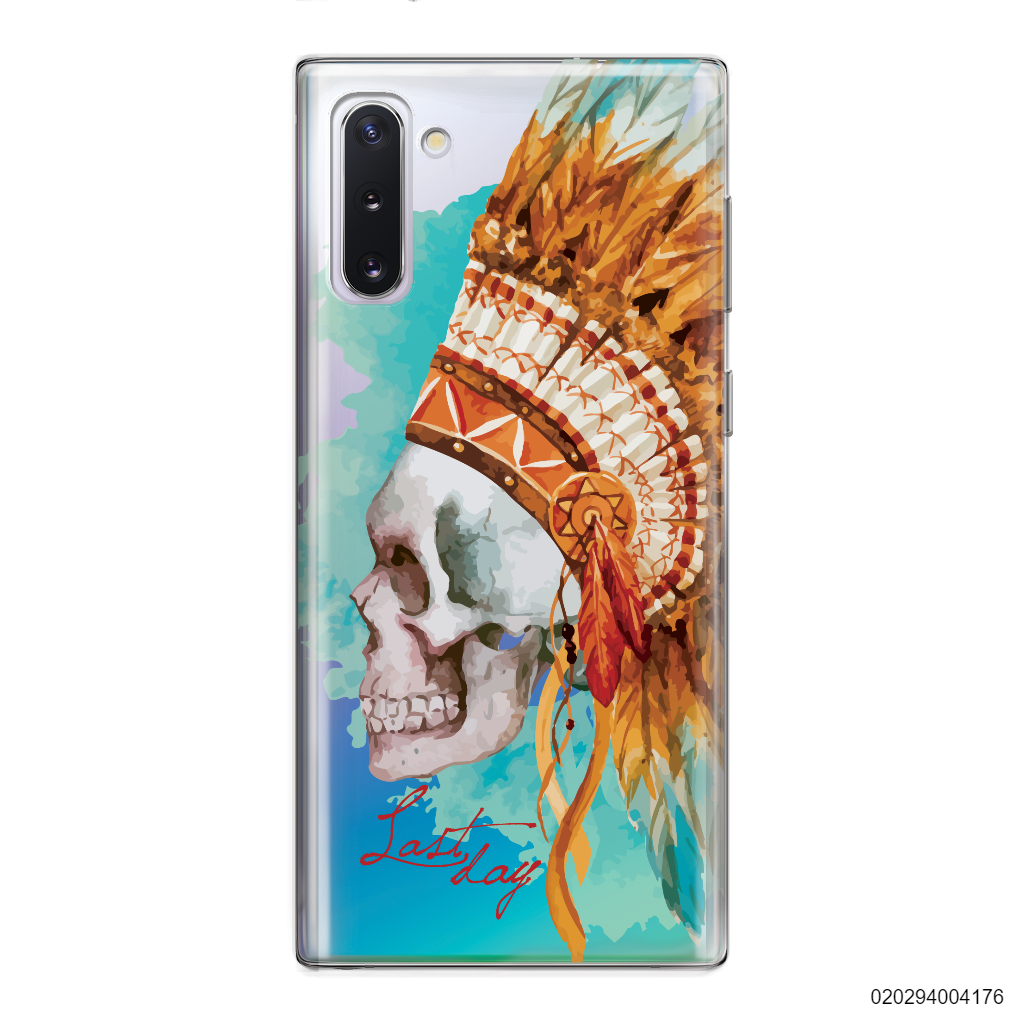 Skull legend for him - Samsung Galaxy Note 10