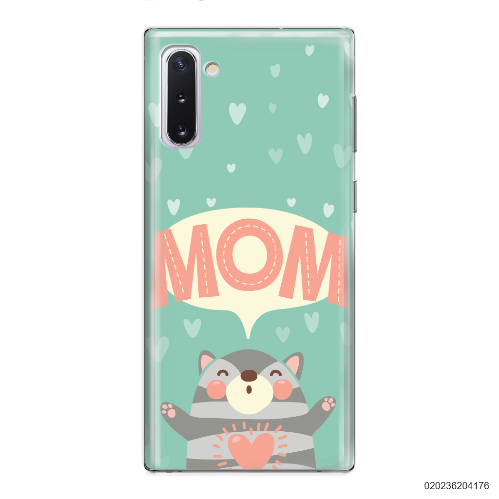 LOVE MOM - Samsung Galaxy Note 10