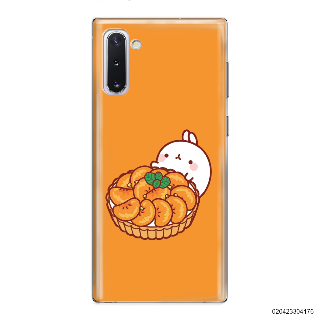 CUTE BUNNY WITH AUTUMN CAKE - Samsung Galaxy Note 10